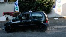 À Poitiers, un crash-test pour sensibiliser aux dangers sur la route liés au passage à l'heure d'hiver