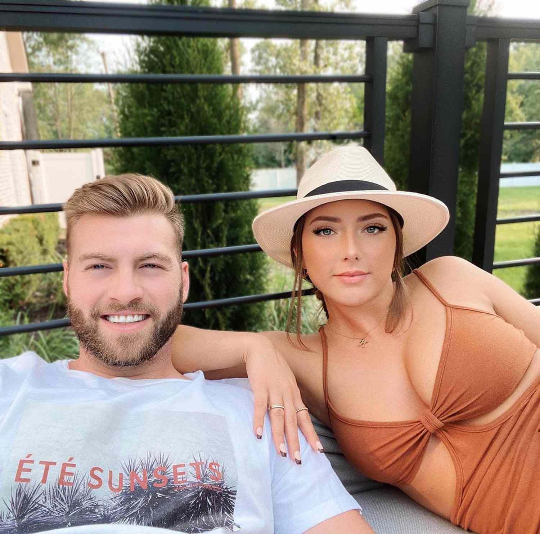 Eminem's Daughter Hailie Jade Posts Rare Photo with Her Boyfriend: 'I'm Happy'