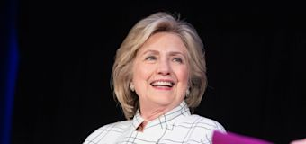 Clinton: 'I'm under enormous pressure' to run