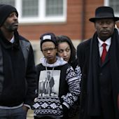 Tentative deal in New Jersey police shooting of black man