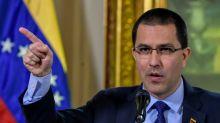 Chanceler da Venezuela confirma reuniões secretas com enviado de Trump