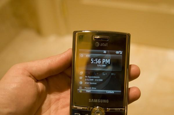 AT&T's Samsung Propel Pro hands-on