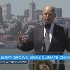 Gov. Jerry Brown extends climate change bill by 10 years