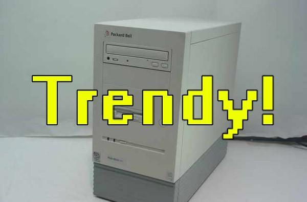 Packard Bell looks to reposition self as 'trendy' lifestyle brand (no, really)
