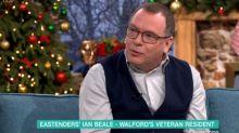 'EastEnders' star Adam Woodyatt says he hates the soap's cliffhangers