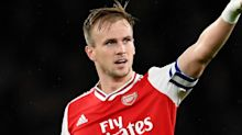 Arsenal capable of top-four finish but I want to win the Europa League also - Holding