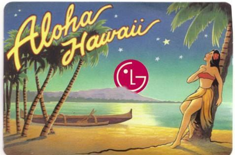 Is LG going Droid hunting with its C710 Aloha Android smartphone?