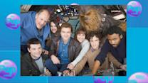 First Look at the new Han Solo movie