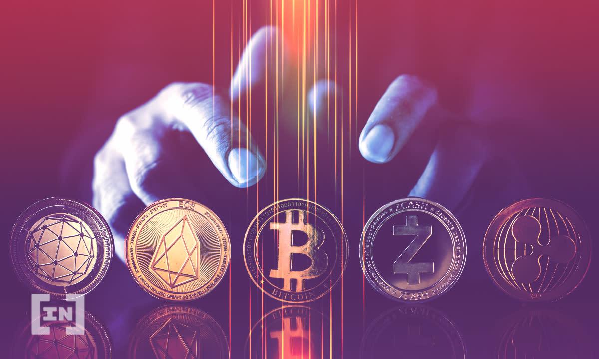 Pergerakan Harga Kripto Dunia
