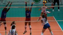 Volley - Euro juniors (F) - Euro juniors (F): les Bleuettes chutent en demi-finales contre la Serbie