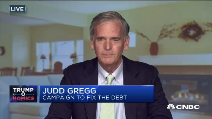 Federal budget depends on fed rate hike judd gregg video for Interieur gov dz s12