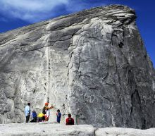 Hiker dies after falling from Yosemite's Half Dome trail
