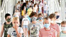Corona-Pandemie: So lief der erste Schultag in Berlin