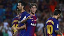 LaLiga: Roberto eyes Barca stay after revelling in midfield role