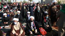 Two protesters dead as supporters of Iraqi cleric rally