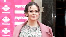 Giovanna Fletcher says she was 'selfish' for crying over unplanned pregnancy