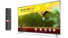 Encontramos Smart TV 4k de 65 polegadas por menos de 4.000 reais