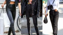 冬天怎樣穿才能穿出「小鳥腿」?黑褲+黑靴 的「無縫穿搭」才最保暖又顯瘦