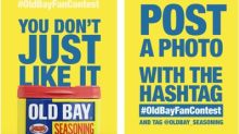 OLD BAY Knows 'You Don't Just Like It' - So Prove It - During This Summer's Ultimate OLD BAY Fan Contest