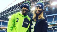 Ciara and Son Future Visit Russell Wilson at Seahawks Training Camp