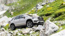 Mercedes-Benz GLE: Monster of rock