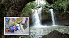 Popular tourists spot's 'excellent' plan to tackle littering offenders