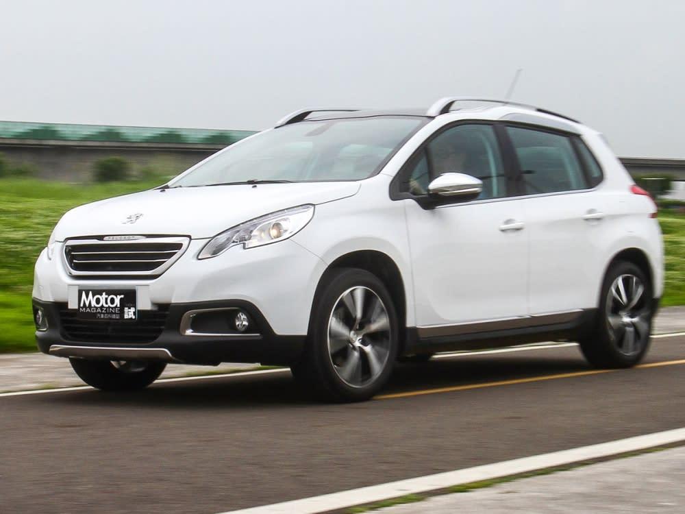 【路試報導】Peugeot 2008 1.2L PureTech Grip Control