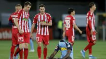 'Gladbach' perde e desperdiça chance de se firmar na zona da Champions
