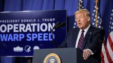 Trump planning for U.S. rollout of coronavirus vaccine falling short, officials warn