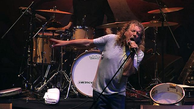 Robert Plant captivates fans at Rock&Roots festival day 1