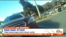 Road rage attack divides the internet