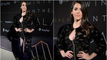 El arriesgado look de Ruth Lorenzo en la Winter Anthem Gala