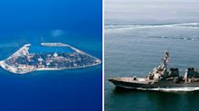 Tensions escalate in South China Sea as 'Australia rejects China's claim'