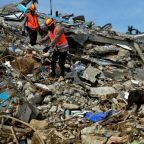 Sulawesi quake death toll at 84 as Indonesia battles series of disasters