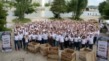 Pernod Ricard's 9th Responsib'ALL Day: 19,000 employees stop working globally to engage in Circular Economy to bring 'Good Times from a Good Place'