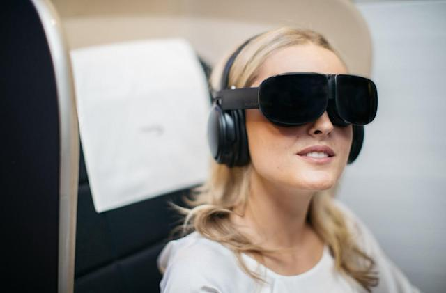 British Airways is offering VR entertainment on flights