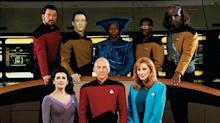 'Star Trek' fans thrilled as 'Picard' star shares 'The Next Generation' reunion pics