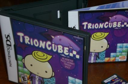 DS Fanboy review: Trioncube