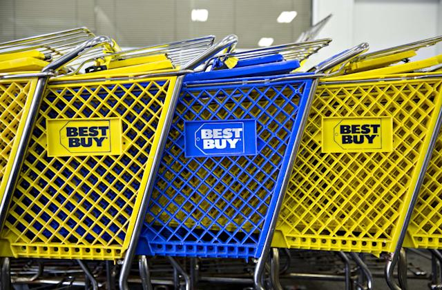 Best Buy plans to send sales consultants to more homes this fall