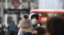 Coronavirus cases in the UK jump past 100
