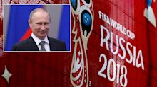 Vladimir Putin shuts down talk of a sex ban between Russian women and World Cup tourists