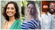 Camila Pitanga, Jonathan Azevedo e Fernanda Gentil comandam pela 1ª vez o Criança Esperança