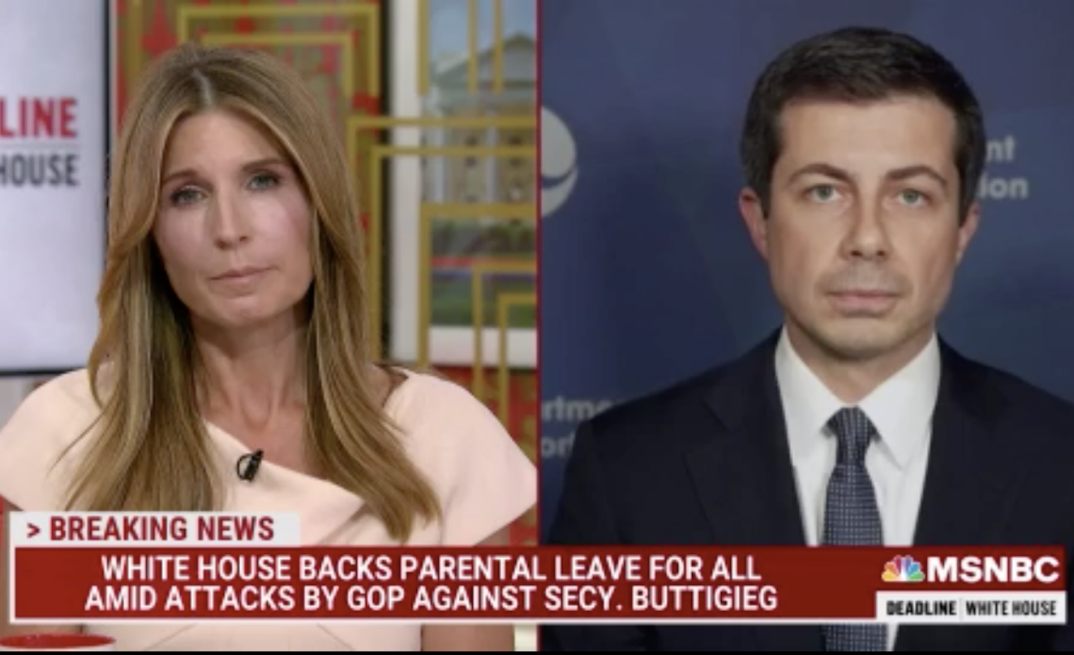 Pete Buttigieg snipes back after Tucker Carlson mocks him over paternity leave