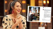 MasterChef's Melissa Leong's nod to US election in sweet post