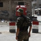 Syrian government, rebels clash over recon base near Israel