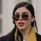 Wife of Mexican drug kingpin 'El Chapo' held in jail on U.S. charges of helping him run cartel
