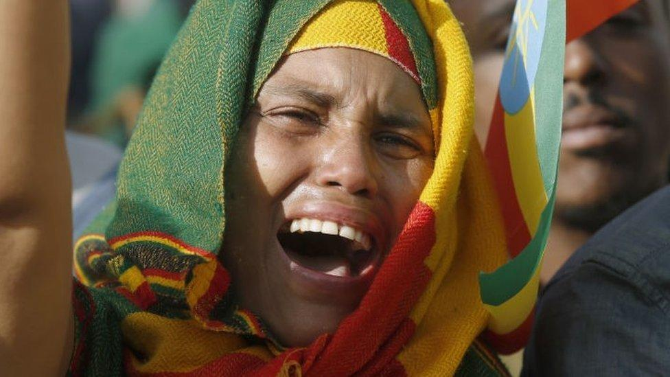 Image Ethiopia's economy battered by Tigray war
