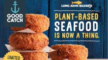 Fake fish enters the plant-based market; Long John Silver's, Whole Foods lead the charge