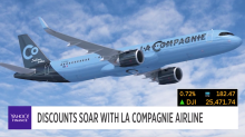 Discounts soar with La Compagnie airlines