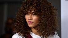 Zendaya's New Curly Hair Tutorial Includes This $16 Gel